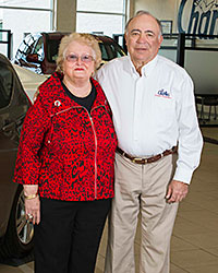 Charlie & Nancy Shuman - Charlies Motor Mall