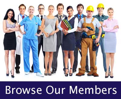 Browse Our Members