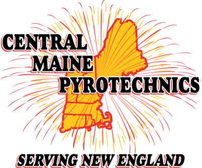 Central Maine Pyrotechnics Transparent logo