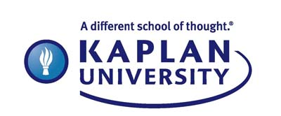 Kaplan Logo with tagline