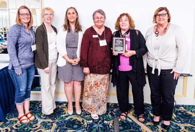 Kennebec Behavioral Health Transformational Clinical Collaboration Award 2019 FVP