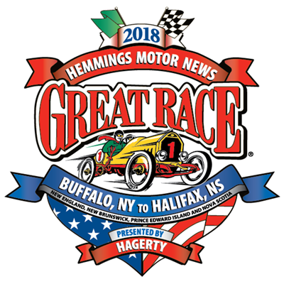 great race 2018 logo
